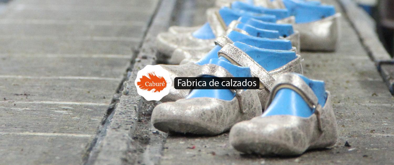 Fabrica de calzados